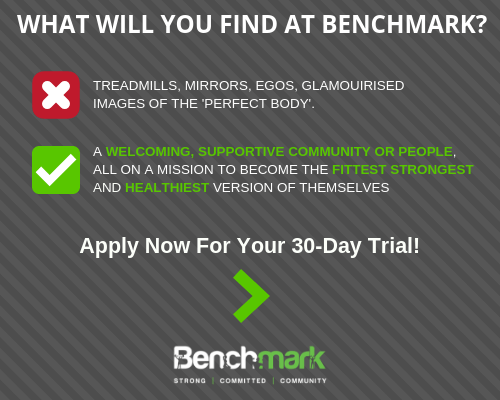Benchmark Gym Stockport
