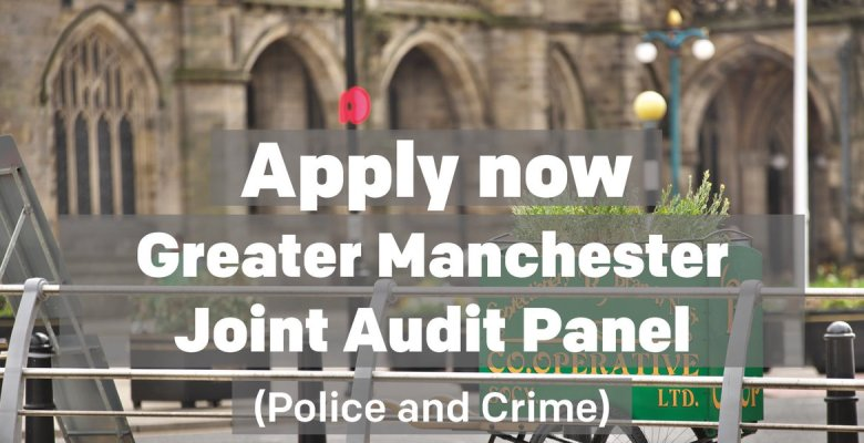 Applications are open for the GMP Key Police Panel