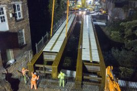 New bridge to span River Mersey in Stockport