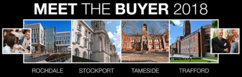 Meet the Buyer in Stockport, Rochdale, Trafford and Tameside