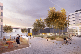 New Stockport College unveiled