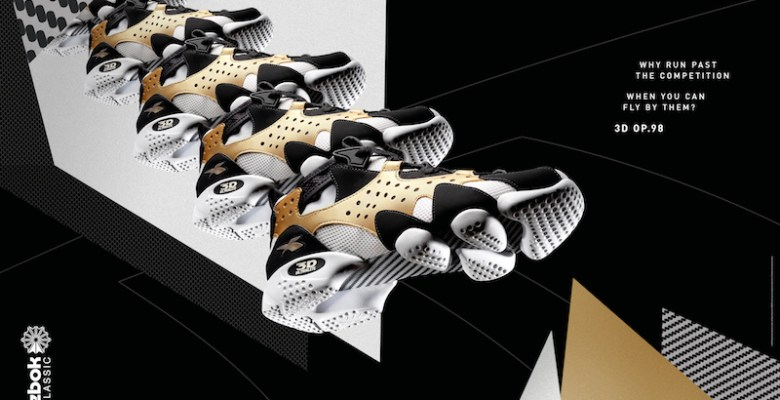 Tangent Design Reebok campaign