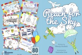 Manchester Airport launches children's book