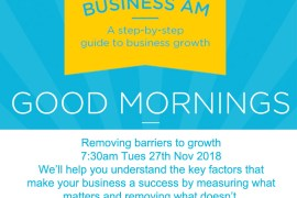 Hallidays Host Growth Seminar for Businesses