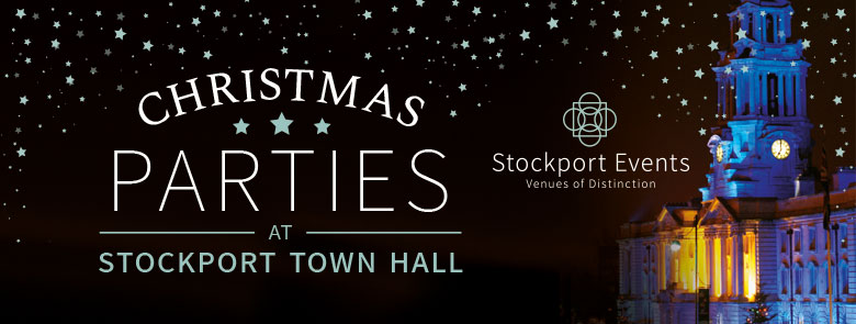Christmas parties by Stockport events