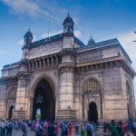 Manchester to Mumbai Gateway of India