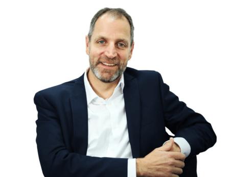 Plasma Clean managing director Dr David Glover