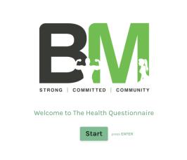 Benchmark Health survey