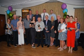 Local Sporting Heroes Honoured at Stockport Sports Awards