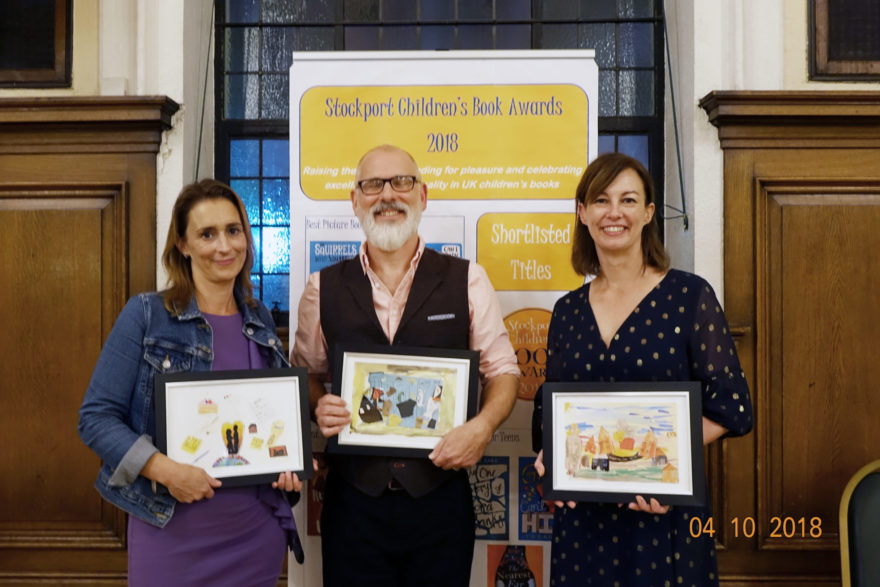 authors with artwork