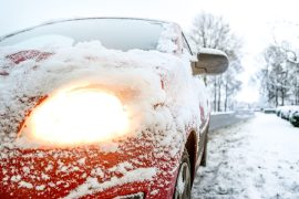 Be prepared! C&C Insurance winter driving advice