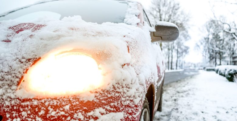 C&C Insurance - be prepared for winter driving