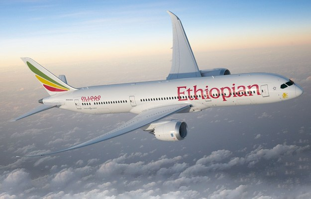 Manchester to Addis Ababa takes off in Dreamliner style