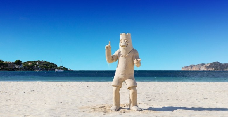 On The Beach sandman