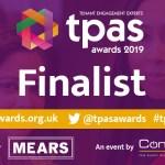 Stockport Homes TPAS Finalist
