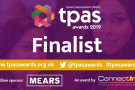 Stockport Homes TPAS Finalist