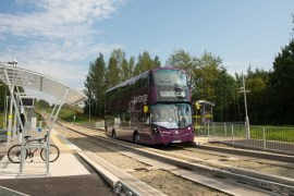 Electric Bus Boost for Greater Manchester