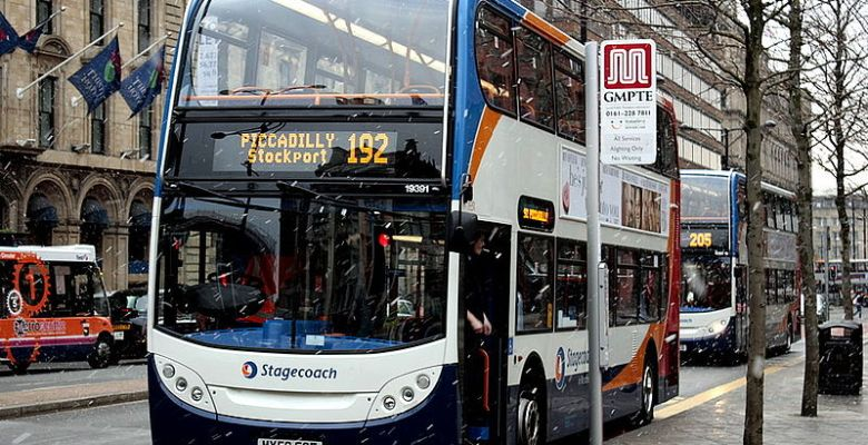 Free Bus Pass for 16 to 18 year olds