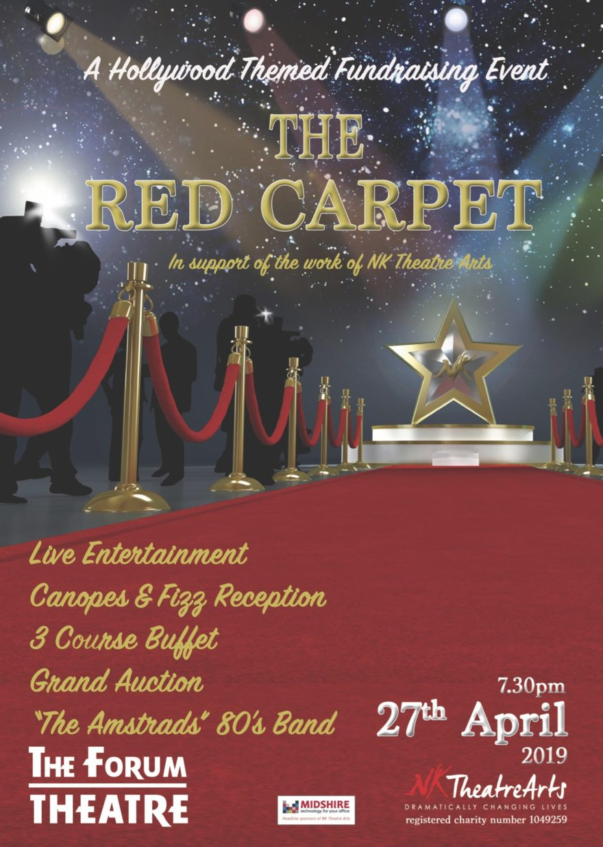 NK Theatre launch Red Carpet event