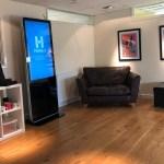Stockport Promo company Hatters Showroom