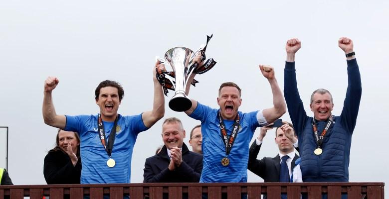 Stockport County League winners 2019