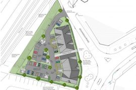 Viaduct Housing and MCI Developments begin work on 48 new apartments in Stockport on Stockholm Road