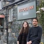 Victoria Inn Llanbedr Landlord