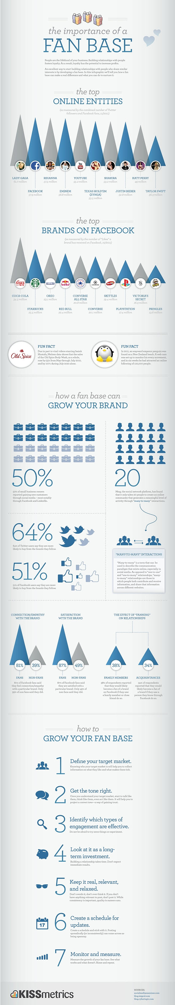 excellent social media infographics marketing strategy x 16 the importance of a fan base
