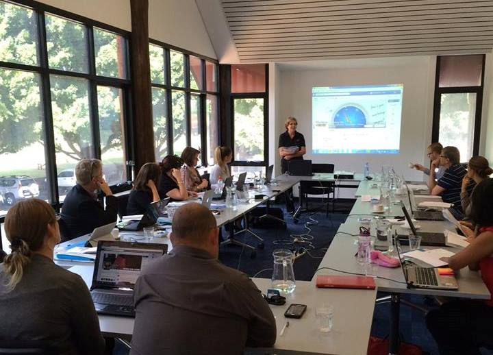 Hands on Facebook Training for Small Businesses in WA by Marketing Talk
