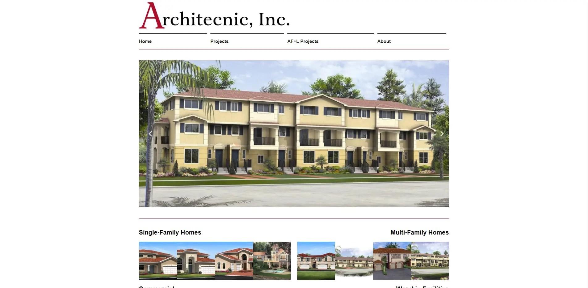 Architecnic Case Study