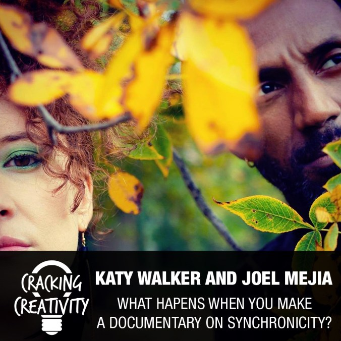 Cracking Creativity Episode 26: Katy Walker and Joel Mejia on Taking Action, Working with Limitations, and Empowering Others