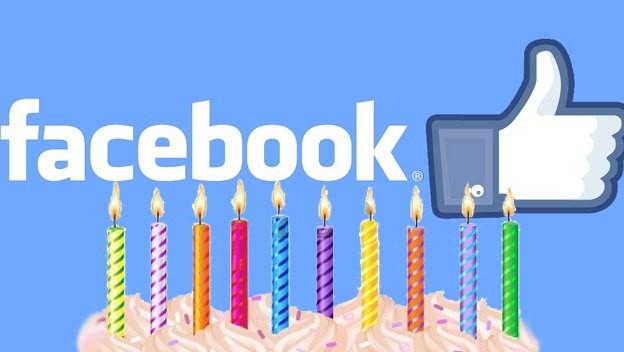 10 años no son nada, Facebook (1/2)
