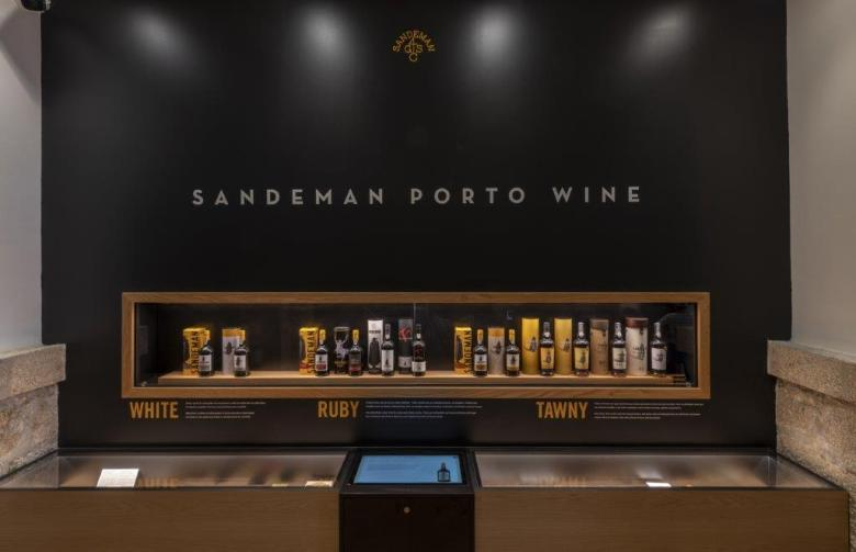 caves sandeman best wine tourism 2019 a