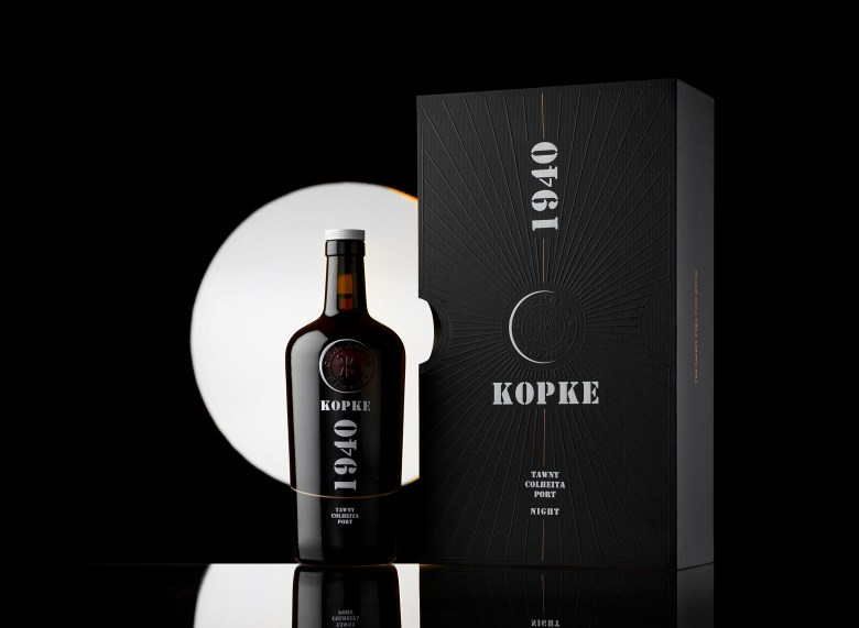 Kopke 1940 tawny by Omdesign