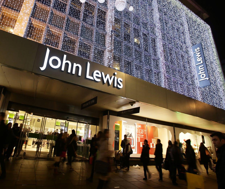 John Lewis Says It Wont Be Drawn Into A Price War This