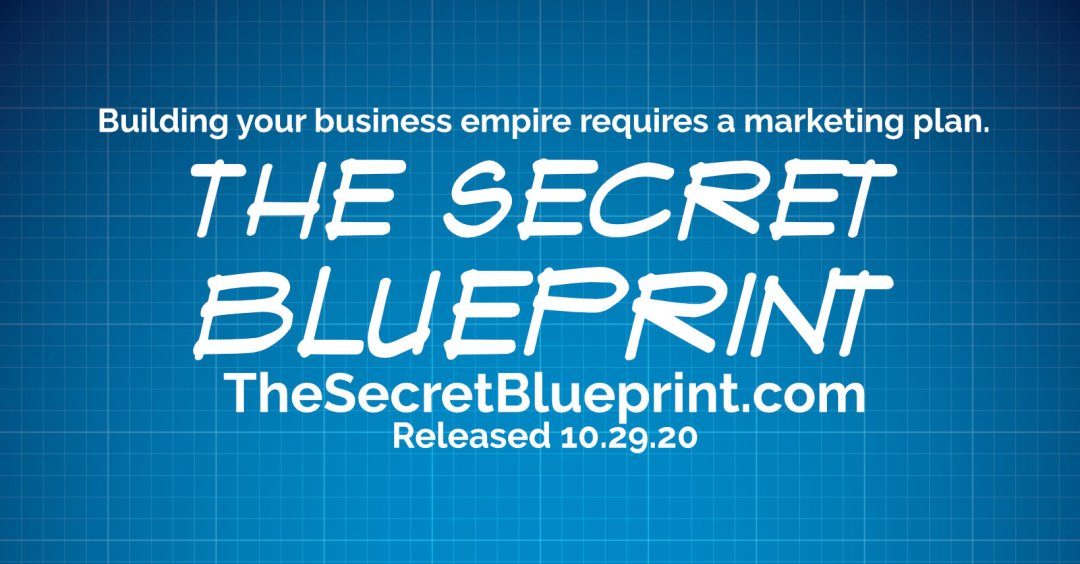 The Secret Blueprint from Tim Burt