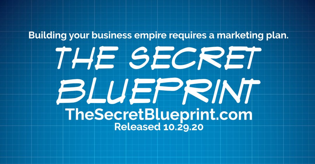 The Secret Blueprint from Tim Burt