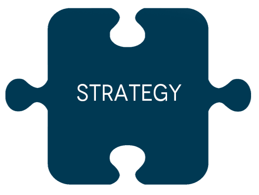strategy puzzle piece