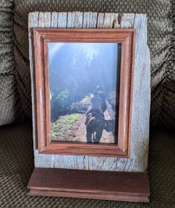Market Junction and Railway Cafe Antique Market Handmade Wooden Picture Frame Woodworking Designs by Cliff Raskob Cremona Alberta Explore Alberta Tourism Woodworking picture frame