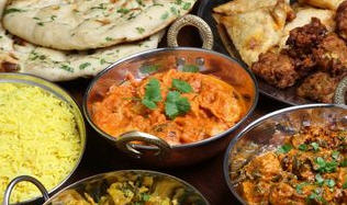Market Junction and the Cozy Cup Cafe Cremona Alberta Take Home Meals Deepaks Dhaba Fresh Indian Cuisine and Curries Flavors of India Explore Alberta Artisan Market Assorted Indian Dishes