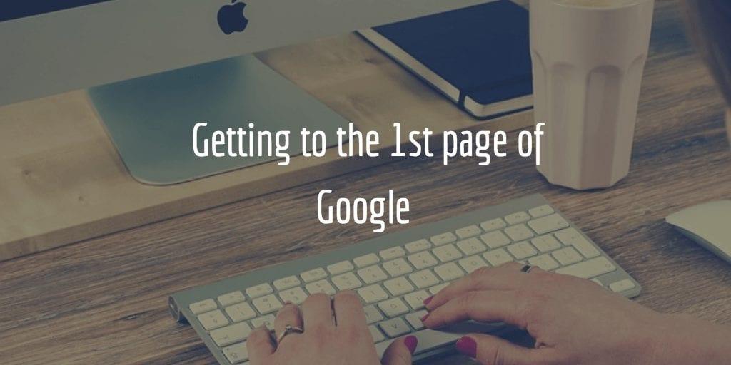 MarketKeep - Showing Up On Google