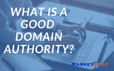 What is a good domain authority