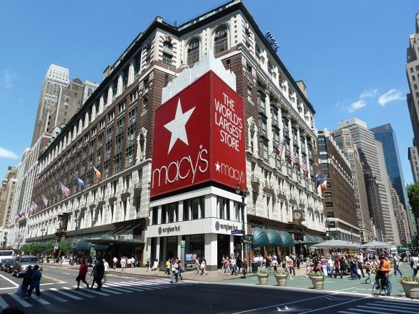 nova-York-Macys-Store