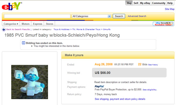 Baby_Smurf_Sold_On_EBay