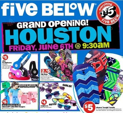 five-below