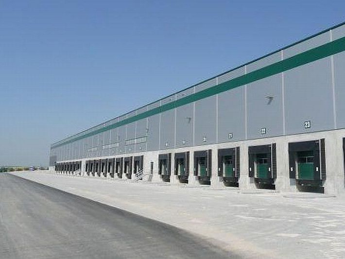 A Prologis Facility in England.
