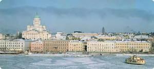 Finland's Capital of Helsinki