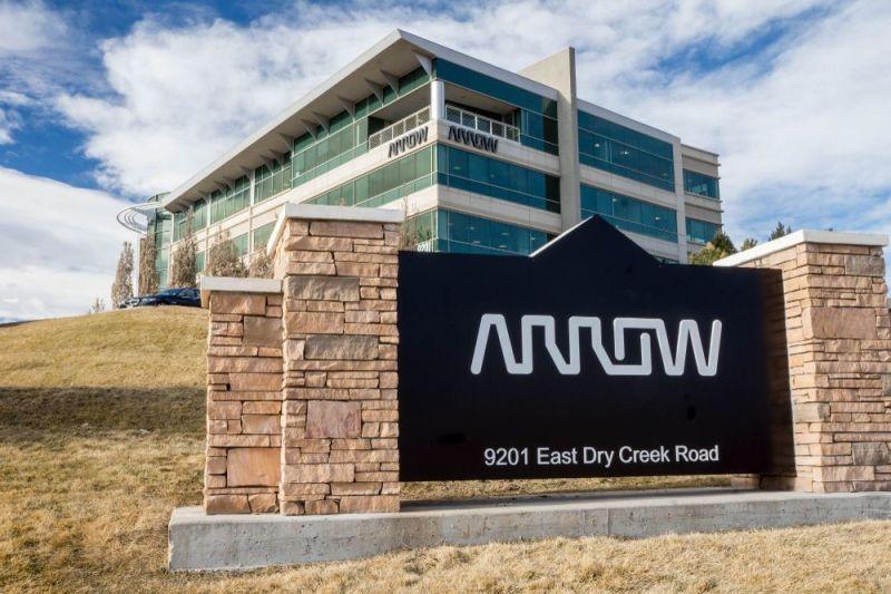 arrow-electronics-office