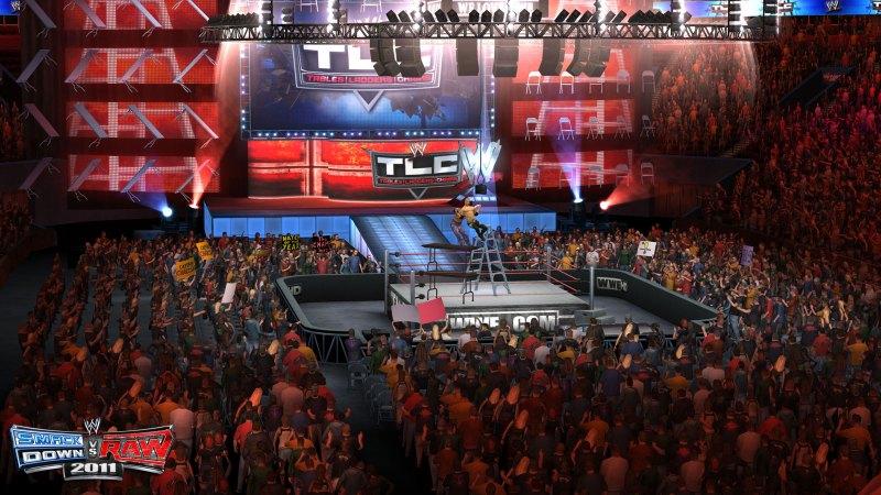 WWE_SvR2011_TLC_Arena