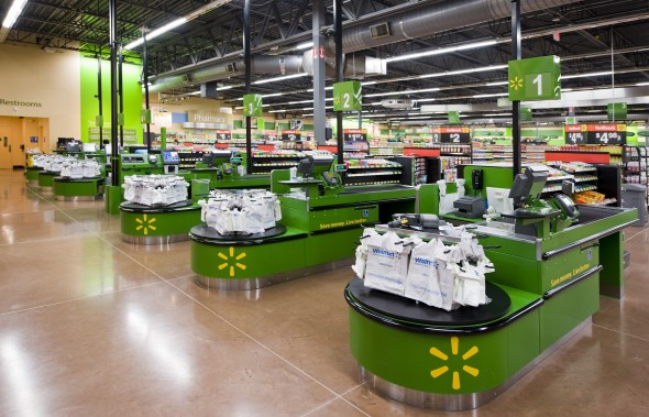 Walmart Neighborhood Market Store Layout